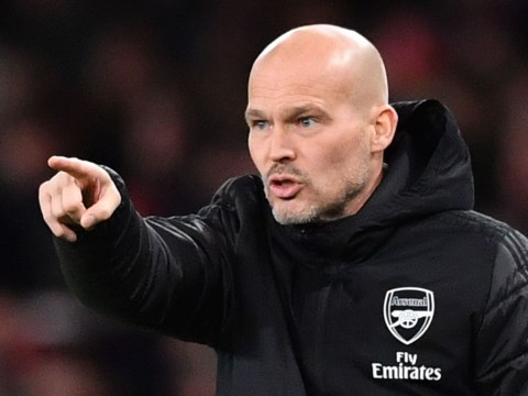 Mikel Arteta has a plan for Freddie Ljungberg once he is confirmed as Arsenal's new manager