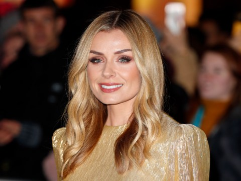 Katherine Jenkins is mugged after stepping in to help elderly woman being 'violently' robbed