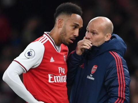 Freddie Ljungberg can produce 'something special' at Arsenal, says Pierre-Emerick Aubameyang