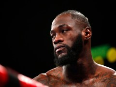 Eddie Hearn lashes out at Deontay Wilder after Anthony Joshua dig
