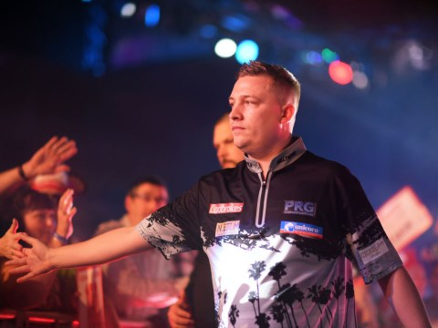 Chris Dobey in bullish mood ahead of PDC World Championship challenge: 'I'm there to win it!'