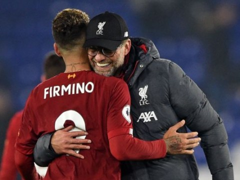 Jurgen Klopp details chat with 'concerned' Roberto Firmino and explains goal celebration