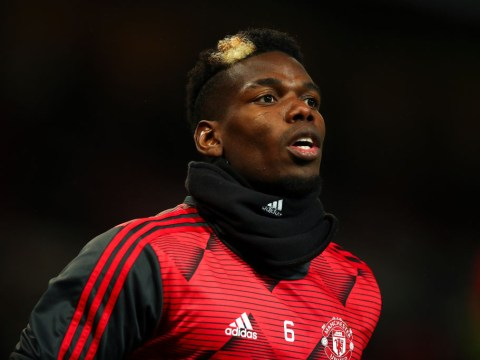 Mino Raiola confirms Paul Pogba is happy to stay at Manchester United in January despite transfer rumours