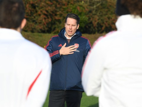 How the Arsenal board have rated Freddie Ljungberg's start to life as Unai Emery's replacement