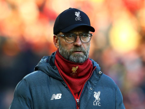 Jurgen Klopp reveals how he reacted to Liverpool drawing Everton in FA Cup third round