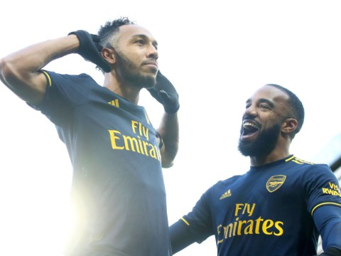 Charlie Nicholas fears Pierre-Emerick Aubameyang and Alexandere Lacazette will let Arsenal down against Man City
