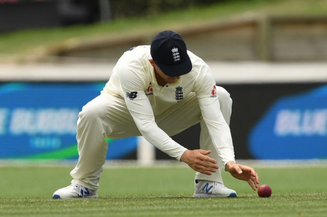 Joe Denly hands Kane Williamson a second life with an incredible dropped catch during England's second Test in New Zealand