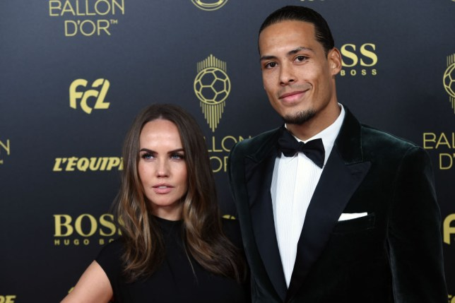 Virgil van Dijk was voted as runner-up to Lionel Messi in the 2019 Ballon d'Or award