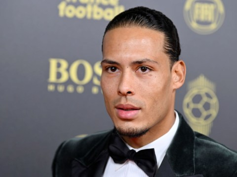 Virgil van Dijk clears up Cristiano Ronaldo 'dig' at Ballon d'Or awards