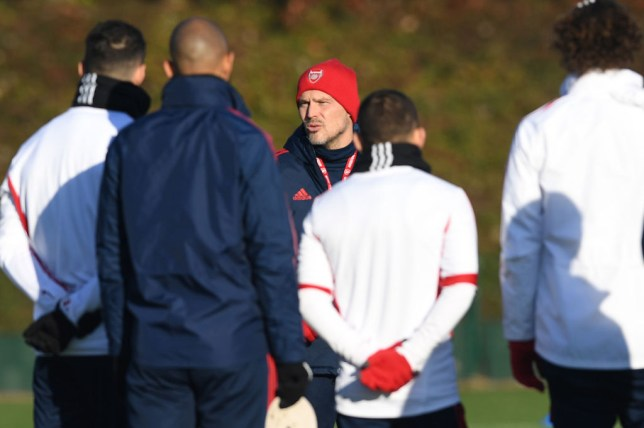 Arsenal board and players already have concerns over Freddie Ljungberg after just one week