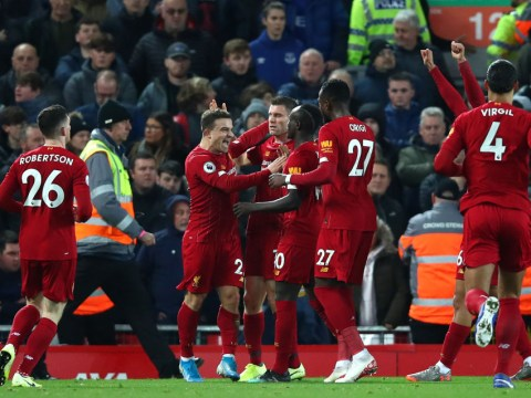 Liverpool and Everton set Premier League record with Merseyside derby goal-fest