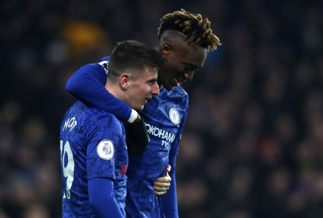 Mason Mount reveals what Tammy Abraham told him before stunning winner for Chelsea