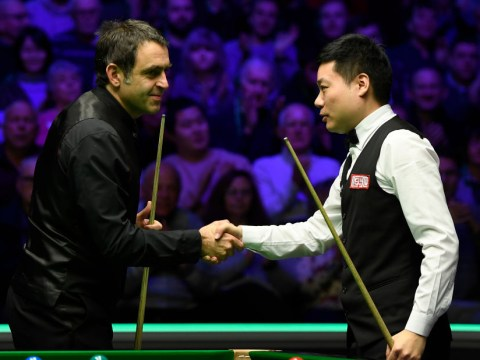 Ding Junhui is hoping he can make up for Ronnie O'Sullivan's Masters absence