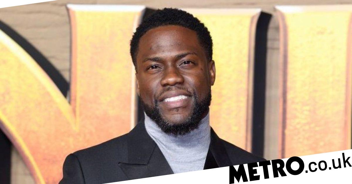 Kevin Hart wants sex tape lawsuit thrown out - Metro.co.uk