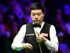Ding Junhui in tear-jerking tribute to his family after UK Championship win