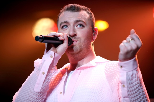 Sam Smith says music industry is homophobic and sexist after coming out as non-binary