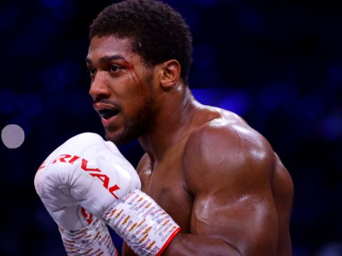 Anthony Joshua clarifies Tyson Fury sparring offer for Deontay Wilder rematch