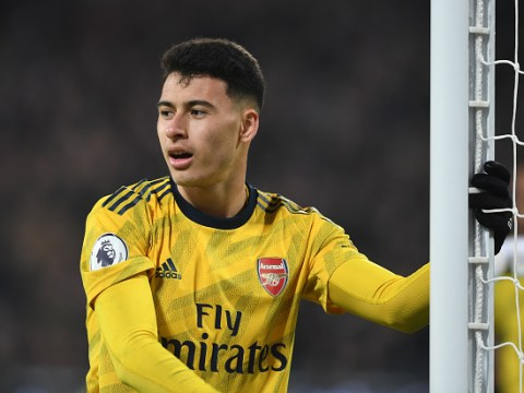 Arsenal legend Ian Wright sends class message to Gabriel Martinelli after record-breaking night