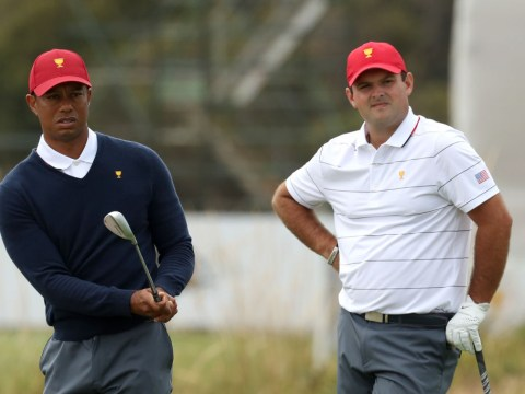 Tiger Woods warns Patrick Reed after cheat storm ahead of Presidents Cup