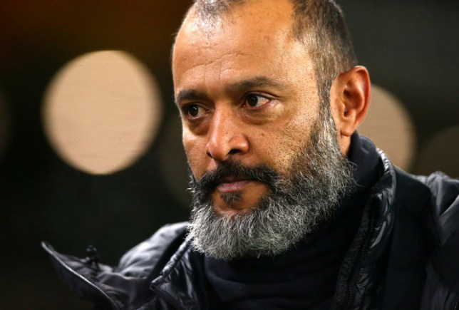 Nuno Espirito Santo is one of those being considered by Arsenal