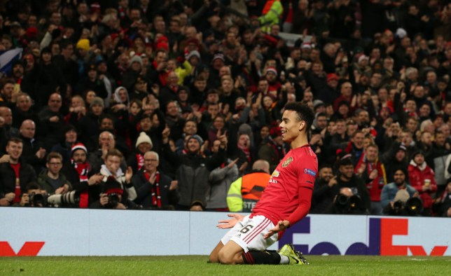 Man Utd boss Ole Gunnar Solskjaer tells Mason Greenwood the one part of his game he needs to improve