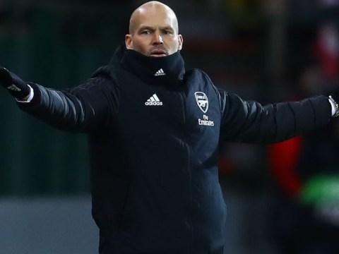 Arsenal interim boss Freddie Ljungberg not making plans for January transfer window
