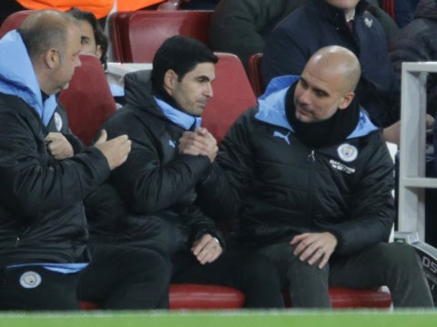 Pep Guardiola opens the door to Mikel Arteta taking Arsenal job after Manchester City victory
