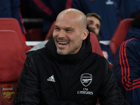 Arsenal's board tell Freddie Ljungberg to 'wait and see' after he demands managerial appointment