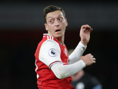 Freddie Ljungberg admits he was angry with Mesut Ozil after Man City strop