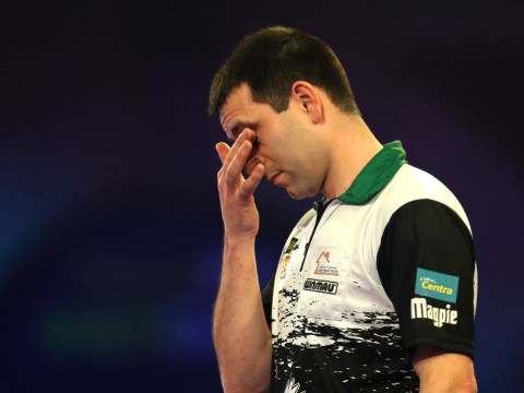 William O'Connor explains huge counting error that cost him Gerwyn Price World Championship match