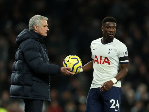 Gary Neville says Jose Mourinho will be 'furious' with Serge Aurier
