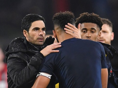 Pierre-Emerick Aubameyang reveals Mikel Arteta has impressed Arsenal's players with clear message