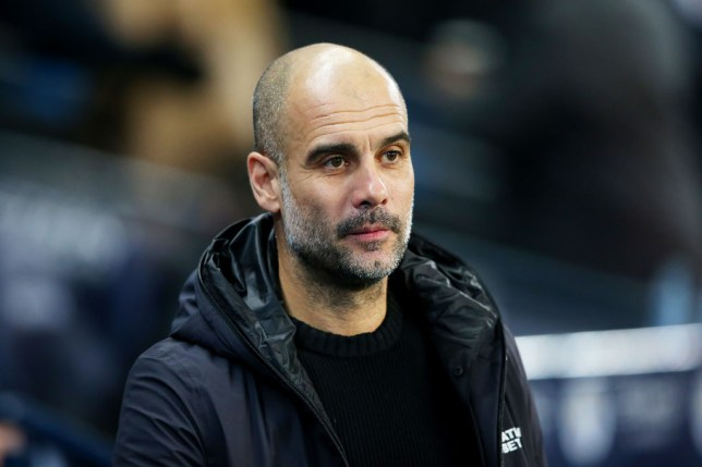 Pep Guardiola watches on as Manchester City beat Sheffield United