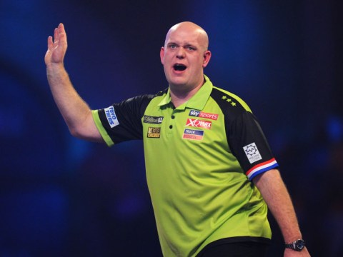 Michael van Gerwen plans to exploit Nathan Aspinall's respect for him at PDC World Darts Championship