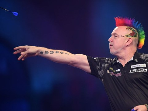 Peter Wright sees off Gerwyn Price in PDC World Darts Championship semi-final