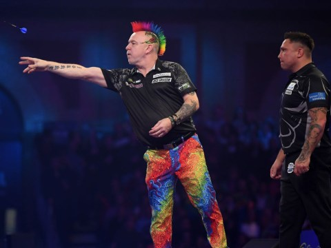 Peter Wright blasts Gerwyn Price for behaviour during PDC World Darts Championship semi-final