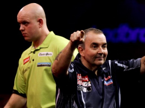 Michael van Gerwen rules out a Phil Taylor comeback to darts: 'He loves to wind people up'