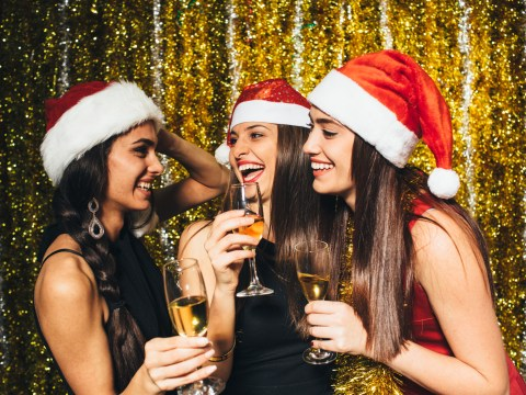 Women 'spend £300' to go to their office Christmas parties