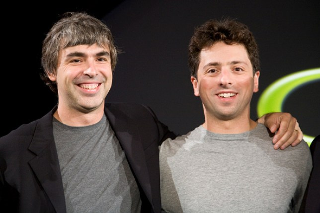 Larry Page and Sergey Brin step down as head of Google's parent company Alphabet
