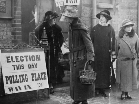 What life was like during the last winter General Election… in 1923