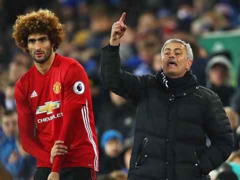 Jose Mourinho makes approach to sign Marouane Fellaini for Tottenham