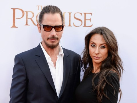 Chris Cornell's widow suing Soundgarden for alleged unpaid royalties