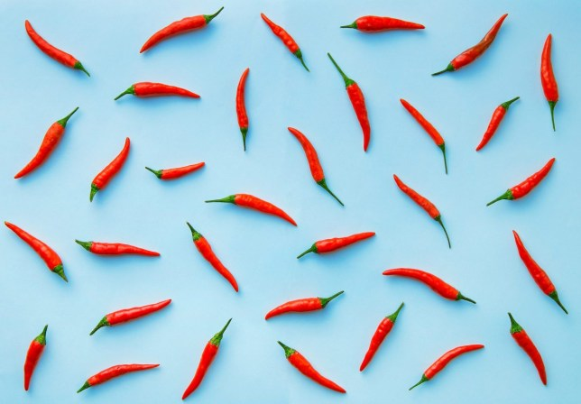 Eating chilli peppers could halve your risk of dying from heart disease