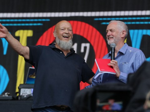 Glastonbury founder Michael Eavis urges festival fans to vote Labour in general election