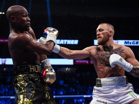 Floyd Mayweather open to Conor McGregor rematch, for the right price