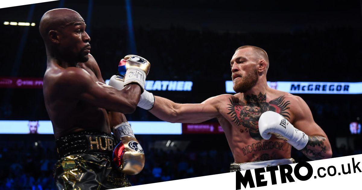 Floyd Mayweather ready to 'whip' Conor McGregor again under one condition