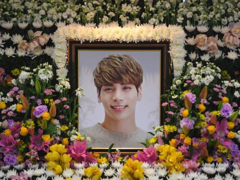 SHINee's Jonghyun remembered by friends and fans two years after his death