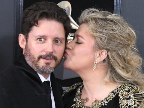 Kelly Clarkson gets candid about sex life with husband Brandon Blackstock: 'It's not weird, it's natural'