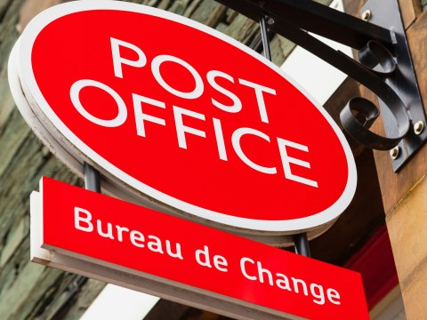 Post Office opening times on New Year's Eve and New Year's Day 2020