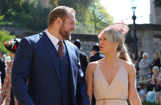 Chloe Madeley James Haskell